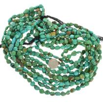 Kingman Turquoise Nugget Beads 31929