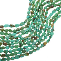 Green Turquoise Beads 31929