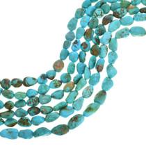 Kingman Turquoise Beads Beaded Jewelry Supply 31932