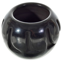 Small Incised Blackware Pottery 32058