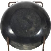 Native American Blackware Plate 32067