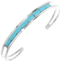 Turquoise Inlay Bracelet 32098