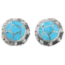 Turquoise Post Earrings 32137