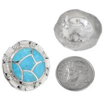 Zuni Turquoise Earrings 32137