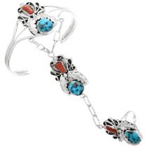 Navajo Princess Turquoise Bracelet 32143