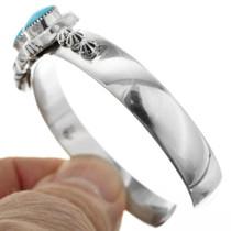 Silver Native American Bracelet 32152