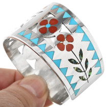 Inlaid Native American Bracelet 32207