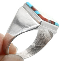 Sterling Silver Native American Ring 32241