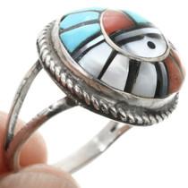 Native American Inlay Ring 32351