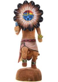 Vintage Hopi Sunface Kachina Doll 32378