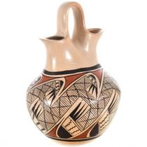 Vintage Hopi Tewa Wedding Vase 32434