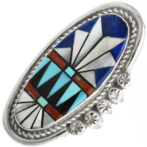 Native American Zuni Ring 32091