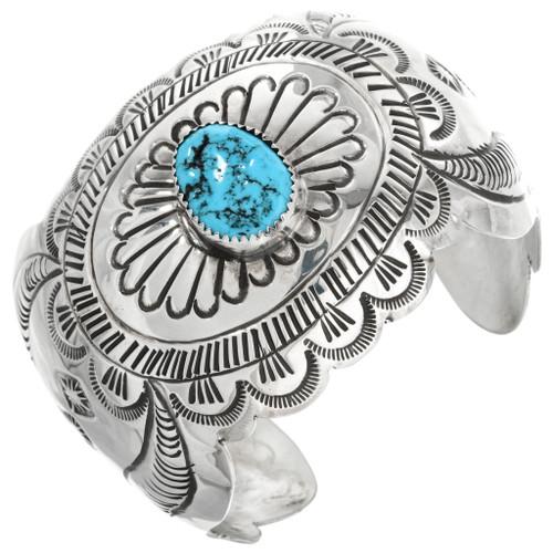 Native American Turquoise Bracelet 32126