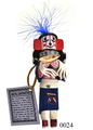 Hototo Kachina Doll Christmas Ornaments 23851