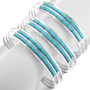 Sky Blue Turquoise Bracelets 32122
