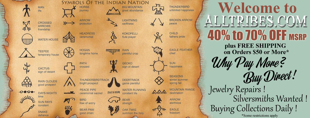 Native American Jewelry For Sale Turquoise Jewelry Alltribes