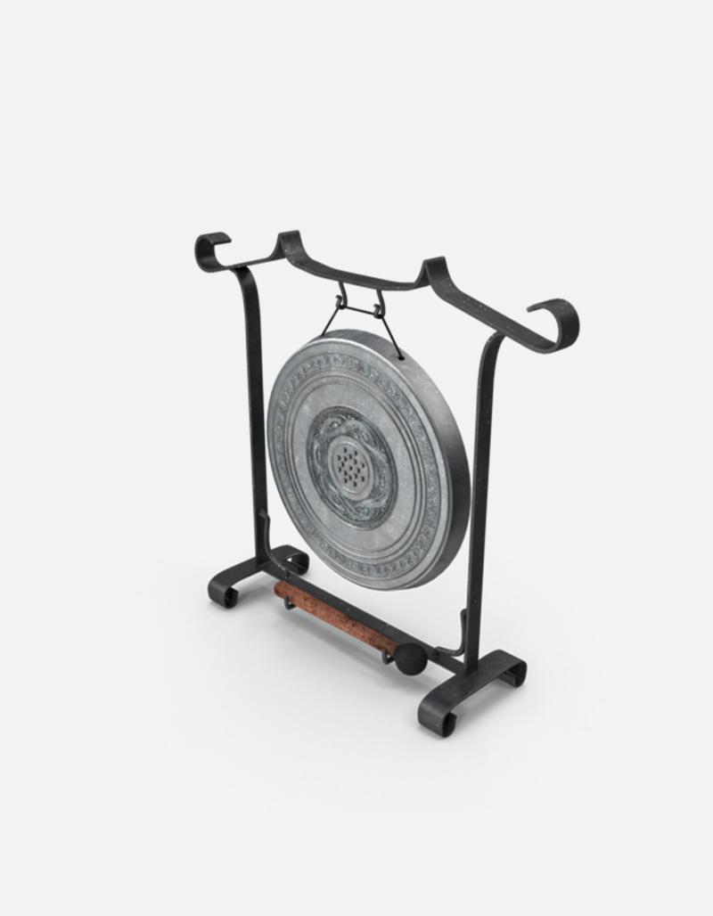 Epic Shelf Gong