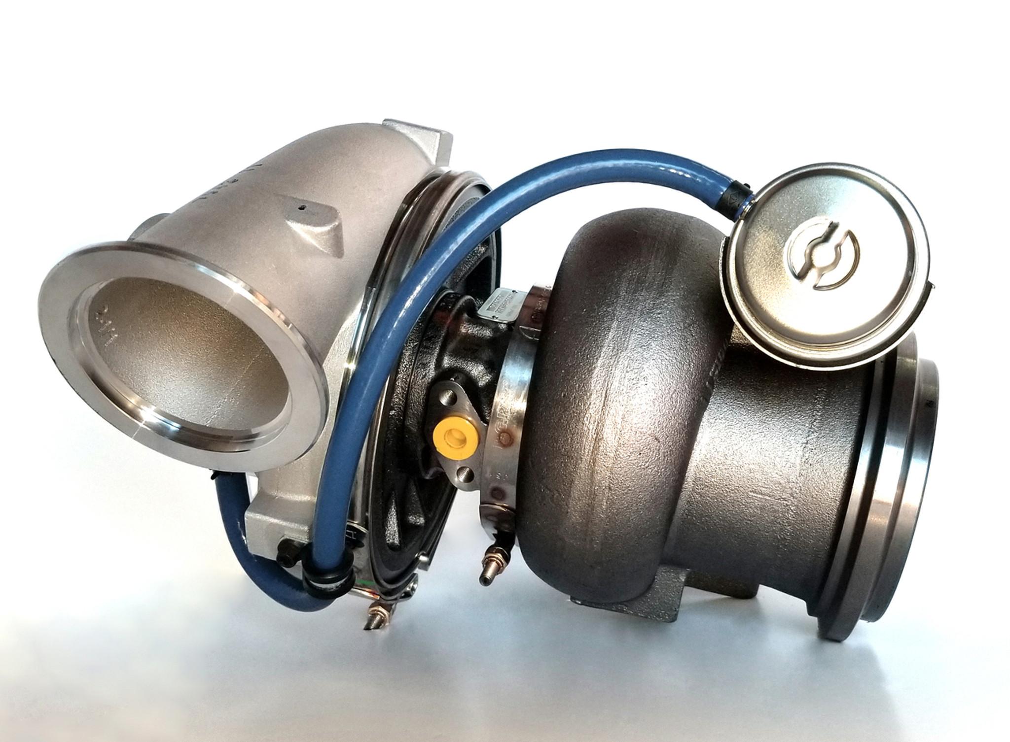 Detroit Diesel Series 60 - VNT