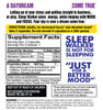 Sleepwalker 2 Pill Pack Supplement Facts and Directions