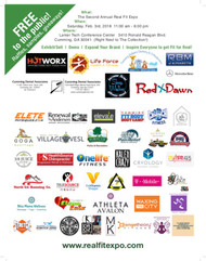 Red Dawn Sponsoring 2nd Annual Real Fit Expo