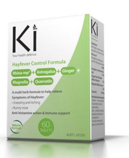 Martin & Pleasance Ki Hayfever Control 30 Tablets