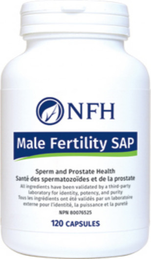 NFH Male Fertility SAP 120 Capsules