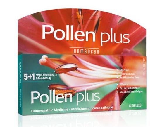 Homeocan Pollen Plus 6 Doses