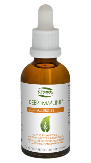 Deep Immune For Allergy 50 Ml