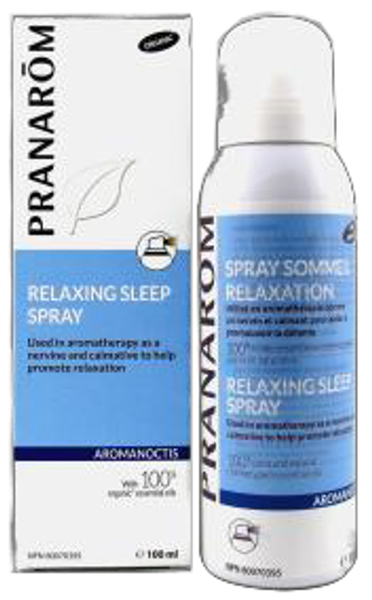 Pranarom Aromanoctis Relaxing Sleep Spray 100 ml