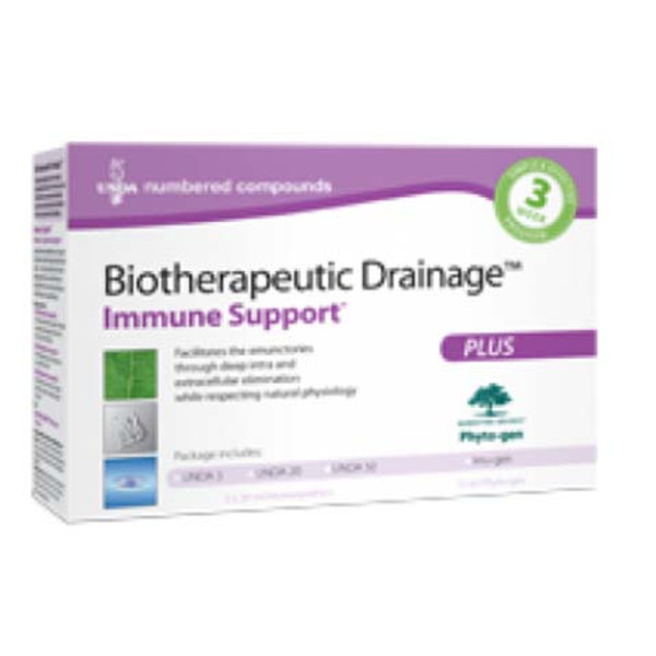 Unda Biotherapeutic Drainage Immune Support Kit