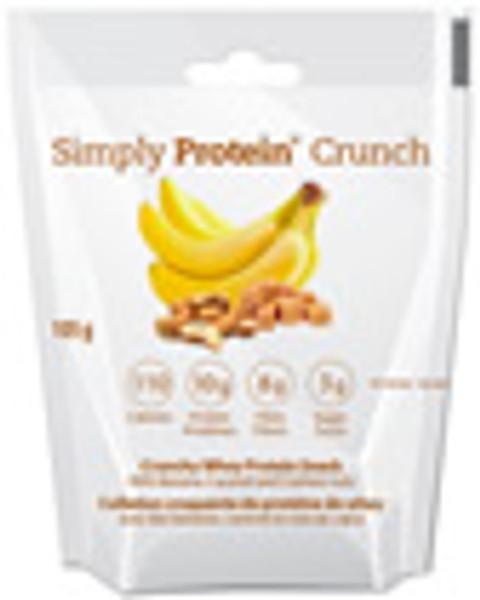 Simply Protein Crunch Banana Caramel Cashew Nut - Box Of 6
