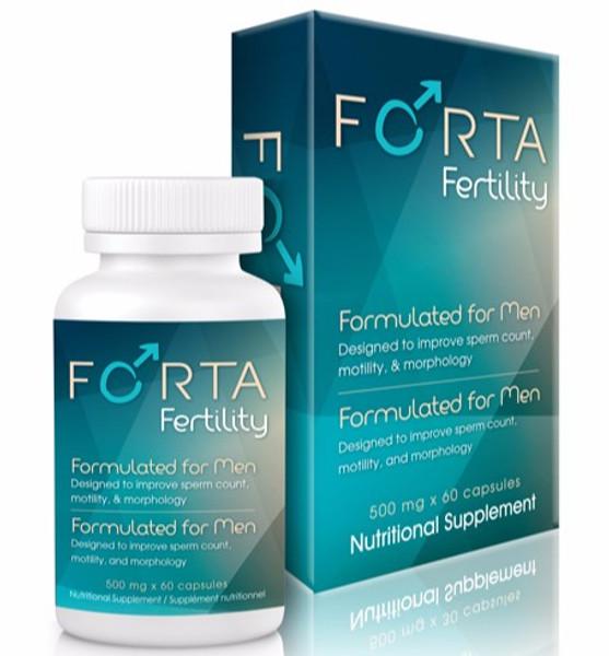 Forta Fertility For Men 90 Capsules