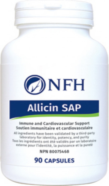 NFH Allicin SAP 90 Capsules