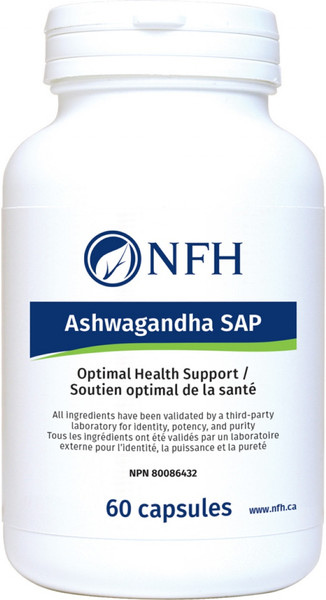 NFH Ashwagandha SAP 60 Capsules