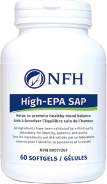 NFH High‑EPA SAP 60 Softgels