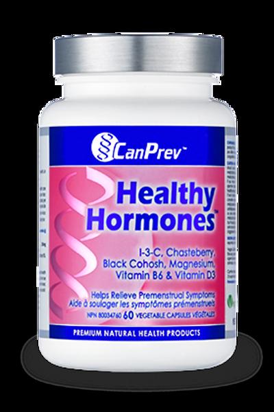 CanPrev Healthy Hormones 60 Veg Capsules