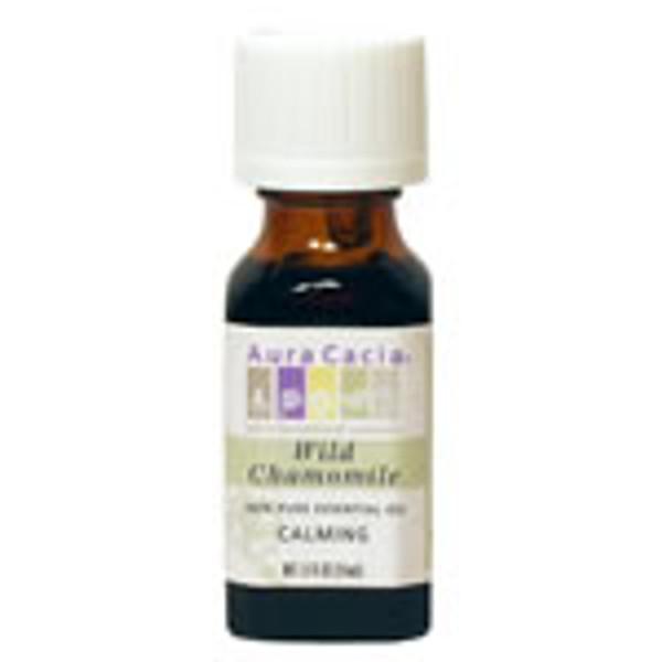 Aura Cacia Wild Chamomile Essential Oil 15 ml
