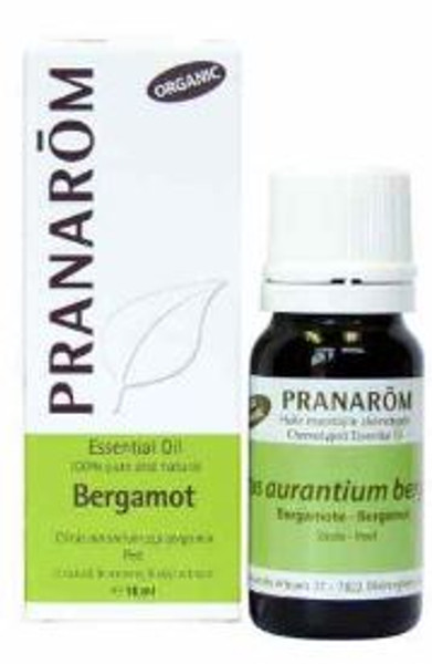 Pranarom Bergamot Organic 10 ml