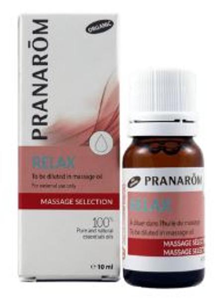 Pranarom Relax Organic 10 ml