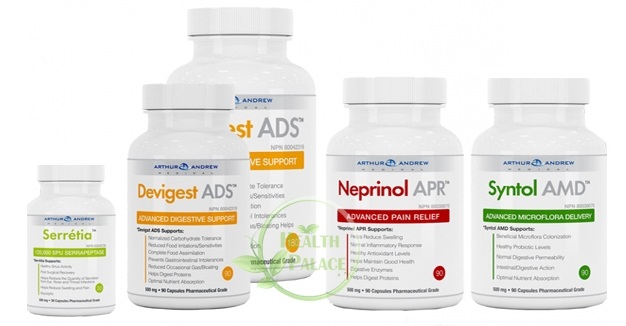Arthur Andrew Medical Products