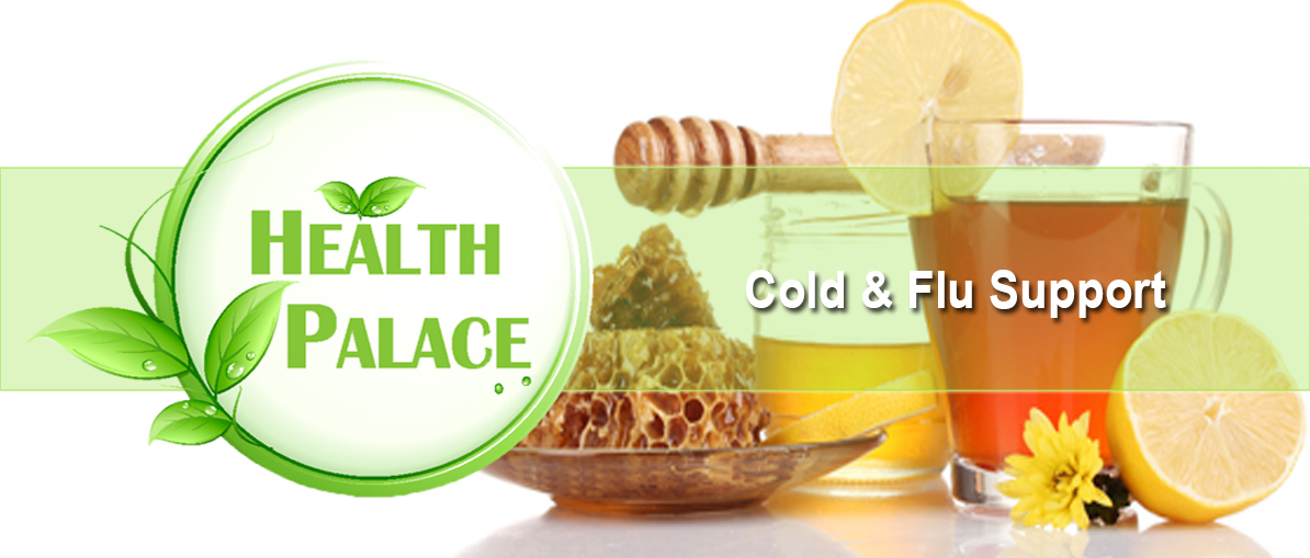 Buy the best supplements for cold and flu at healthpalace