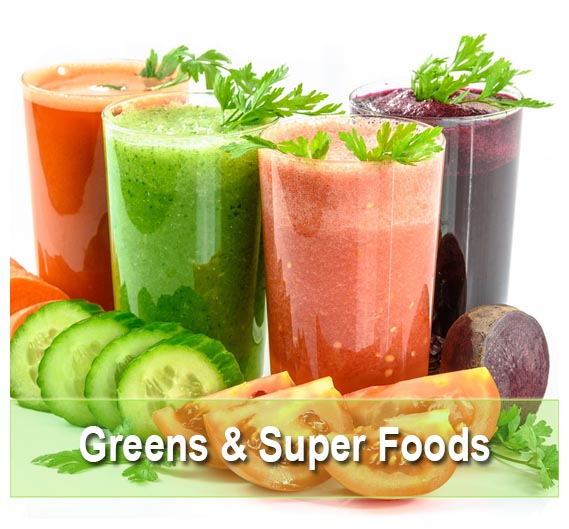 Buy  the Best Green Foods at Health Palace