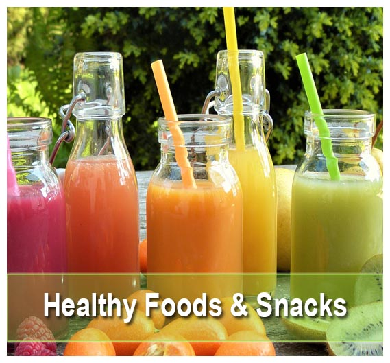 Find the best Healthy Foods and Snacks on Health Palace
