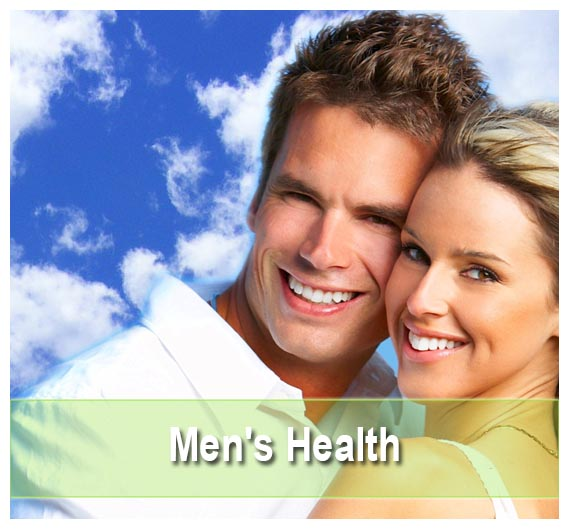 Men's Health Supplements on Health Palace