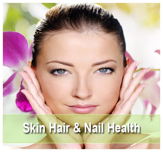 Skin, Hair & Nail Supplements