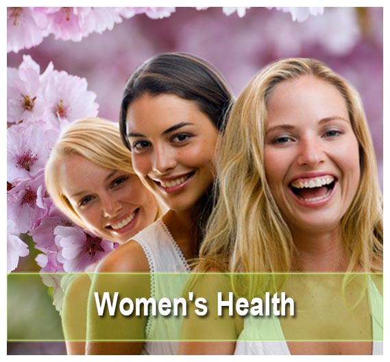 Women's Health Supplements on Health Palace
