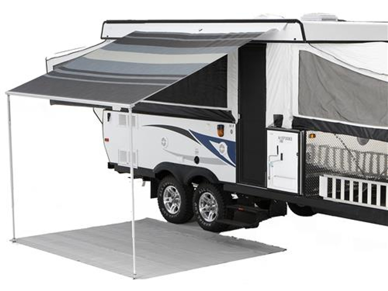 Screenrooms Accessories Campout Bag Awnings