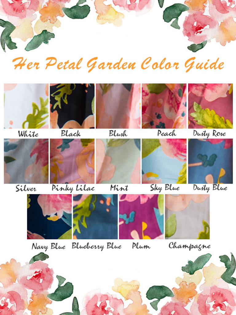 Her Patel Garden Color Guide