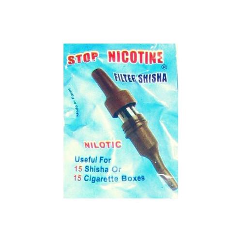 Stop-Nicotine Filter