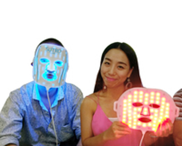 LED Light Therapy Clinically Proven For Anti-Aging And Acne
